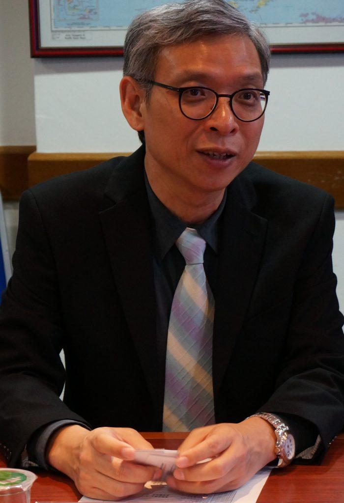 新纪元大学学院校长莫顺宗博士